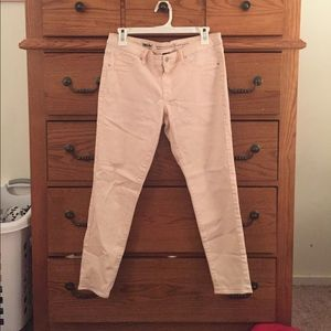 Mossimo pink jeggings